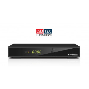 DVB-C set top box AB Cryptobox 702 T2 / C