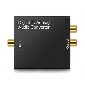 Převodník audio Mastercon DA-222 SPDIF - RCA cinch
