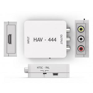Redukce HDMI - CINCH Mastercon HAV-444
