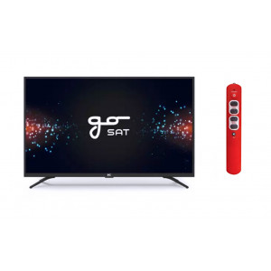 DVB-T2 televize GoSat GS3210 SENIOR 82 cm