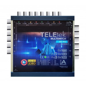 Multiswitch TELETEK 9/12 MS-912