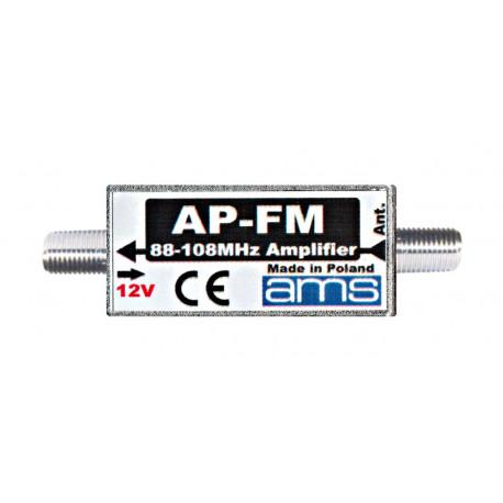 Anténní zesilovač KM-18-FM