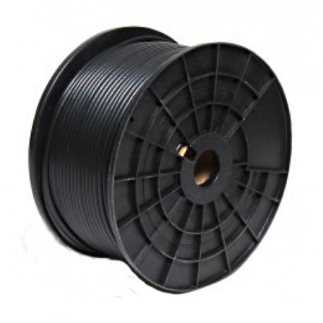 Cívka 100 metrů - venkovní CU koaxiální kabel RG6U/64 FA PE