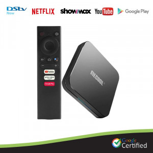 Mecool KM9 PRO - Android TV 10.0, Google certifikace