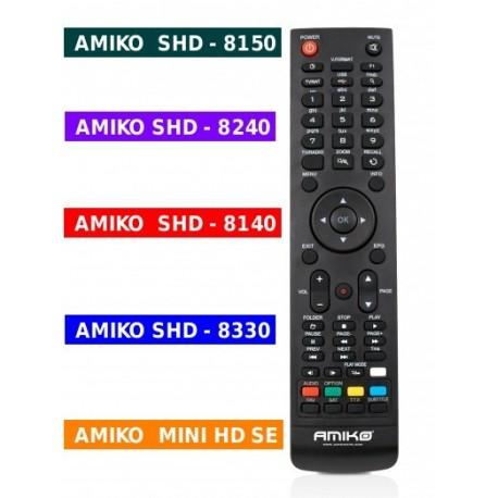 Dálkový ovládač AMIKO HD original
