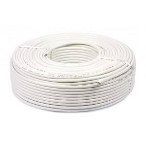 Koaxiální kabel CCS 6,5 mm - balení 100 metrů
