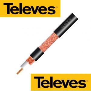 Venkovní koaxiální kabel TELEVES 7 mm