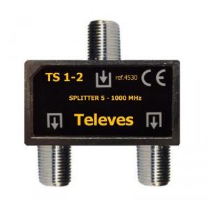 Rozbočovač TELEVES TS 1-2