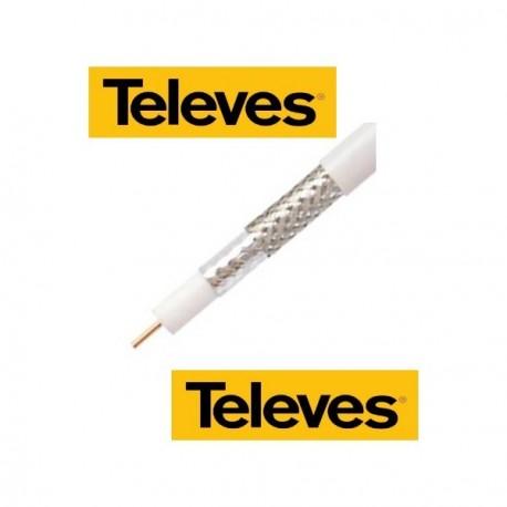 Koaxiální kabel CU TELEVES 6,9 mm