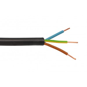 Kabel CYKY-J 3 x 1,5