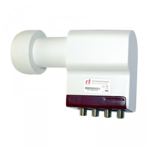 LNB konvertor Inverto Red Extend Quad 0,3 dB