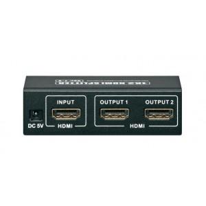 HDMI rozbočovač aktivní MASTERCON HD-121