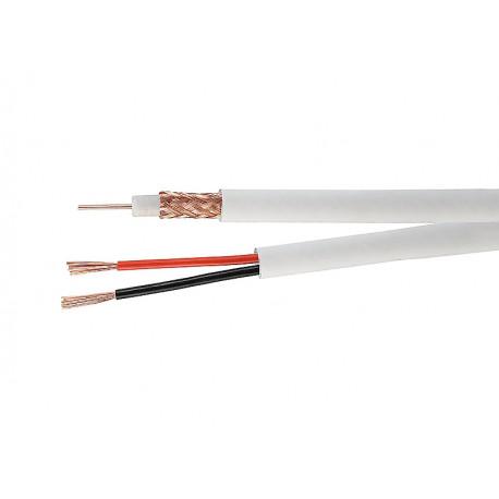 Koaxiální kabel EVERCON RG-59U/48FA-DC