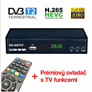 Di-Way Pro-2020 DVB-T2