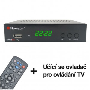 Opticum NYTRO BOX DVB-T2 H.265